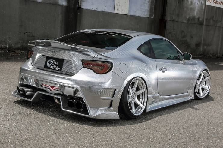Kuhl Racing 86 BODYKIT 01R-GT
