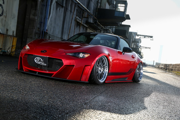 ND5(MX5) ROADSTER BODYKIT Ver1 ND5-GT