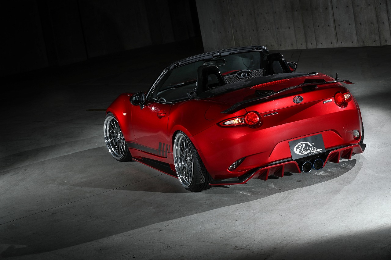 ND5(MX5) ROADSTER BODYKIT(Ver2) ND5-SS